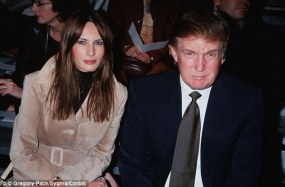 melania and donald 2